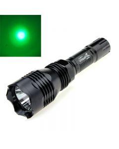 Uniqueefire Hs-802 Cree Green Light Langbereich Led-Taschenlampe (1 * 18650)