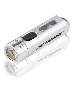 Jetbeam xpg3 + rgb 365 uv led taschenlampen wasserdicht 10w 500lm outdoor radfahren camp jagd klettern taschenlampe arbeitslicht