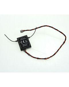 Ar6210 Dsmx 2.4Ghz R / C Spielzeug-Satellitenempfänger Für Jr / Spektrum Dsm-X / Dsm2-Fernbedienung
