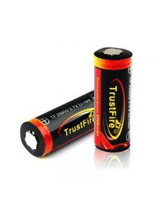 Trustfire Tf 26650 3.7V 5000Mah Geschützt Wiederaufladbare Li-Ion-Batterie (1-Pack)