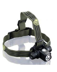 Jetbeam Hr25 Head Light Cree Xm-L2 T6 Led 800 Lumen Usb-Ladegerät Led-Lampe-Scheinwerfer + 1 * 2400Mah 18650 Lithium-Batterie
