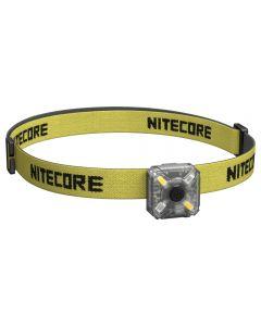 Nitecore Nu05 Kit Usb Wiederaufladbare 35 Lumen Led-Scheinwerfer