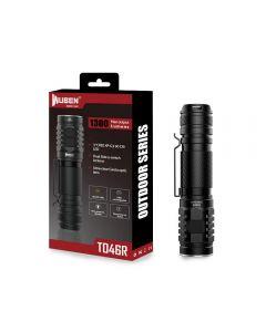 Wuben To46R Max 1300 Lumens 3 * Cree Xp-G3 Led Mini Edc Taschenlampe