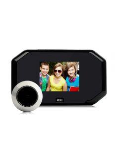 3.0Inch Farbbildschirm Peephol-Viewer 720P Digital Pir Türauge Türklingelkamera Nachtsichtbekundung Fotoaufnahme / Videoaufnahme
