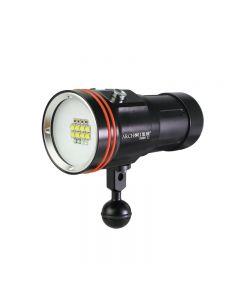 Archon D36V-Ii W42V-Ii 6000Lm Unterwasser Fotografieren Video Light Diving Taschenlampe Fackel