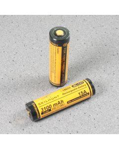 Skilhunt Bl-131 3.6V 15A 3100Mah 18650 Schutzbatterie (1Pc)