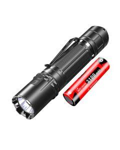 Klarus XT2CR Pro 2100-Lumen Cree LED Wiederaufladbare Tac-Taschenlampe Typ C