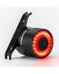 ROCKBROS Q3 Fahrradrücklicht Intelligente Bremssensor Warnleuchte Fahrradzubehör