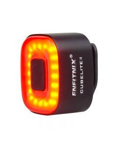 CubeLite II Xlite100 Fahrrad Smart Auto Brake Sensing Light USB Rennrad MTB Rücklichter