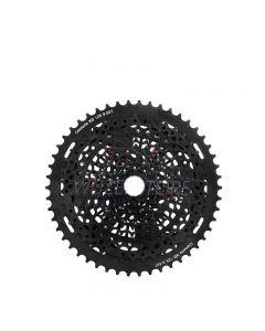 WUZEI 12Speed 9-50T XD ultraleichtes Schwungrad Mountainbike Fahrrad schwarz grau Schwungrad