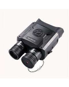 Nachtsichtgerät Fernglas Digital IR Teleskop Zoom Optik mit 3,4' Bildschirm