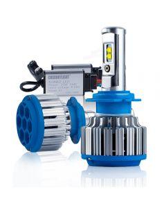 Autoscheinwerfer H7 H4 LED H8/H11 HB3/9006 H1 H3 9012 H13 9004 70W 7000lm Auto Birne Scheinwerfer 6000K Licht