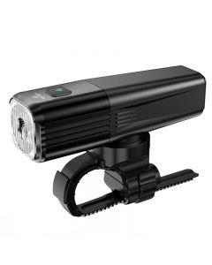 TOWILD BR800 Fahrradscheinwerfer starkes Licht Taschenlampe USB wiederaufladbarer Scheinwerfer