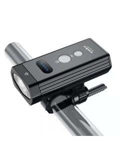 TOWILD BR1200 Fahrradlicht Eingebautes 4000mAh IPX6 Wasserdichtes USB Wiederaufladbares Fahrradlicht
